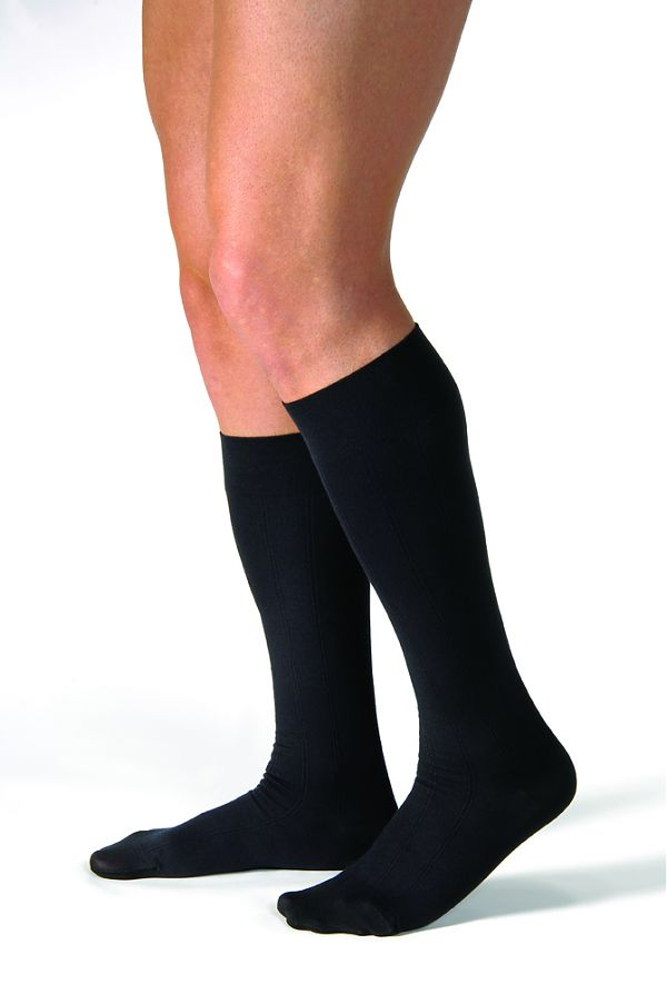 9cf44be1b Jobst for Men 15-20 mmHg Moderate Casual Knee High Support Socks