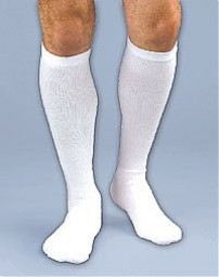 Activa CoolMax Athletic Knee High Support Socks 20-30 mmHg