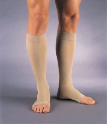Jobst Relief 30-40 mmHg Open Toe Knee Highs Unisex