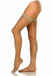Jobst UltraSheer 8-15 mmHg Thigh Highs