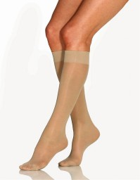 Jobst Women's UltraSheer 8-15 mmHg Knee High Stockings