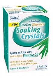 Pedifix Tea Tree Ultimates Soaking Crystals