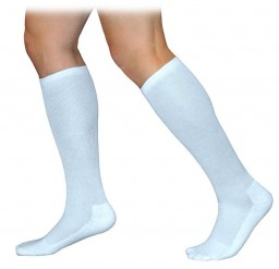 Sigvaris 360 Cushioned Cotton Series 20-30 mmHg Women's Closed Toe Knee Highs - 362C