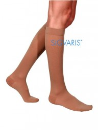 Sigvaris 860 Select Comfort Series 30-40 mmHg Women's Closed Toe Knee Highs - 863C