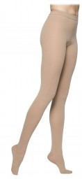 Sigvaris 970 Access Series 30-40 mmHg Women's Closed Toe Pantyhose - 973P