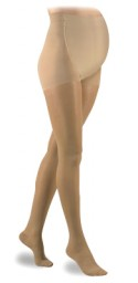 Activa Sheer Therapy Maternity Pantyhose 15-20 mmHg