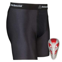 McDavid Adult Performance Short W/ Cup