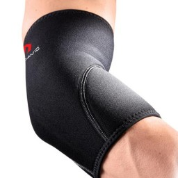 "McDavid Level 1 Deluxe Elbow Sleeve - 10"" Length"
