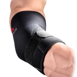 McDavid Level 2 Deluxe Elbow Sleeve w/ Strap