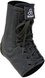McDavid Lightweight Lace Up Ankle Brace - Black