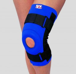 SAI Neoprene Knee Stabilizer - Spiral Stays