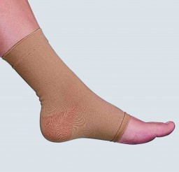 SAI Sheer Elastic Ankle Support