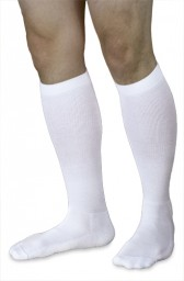 Sigvaris Men's 602 Diabetic 18-25 mmHg Knee High Compression Socks
