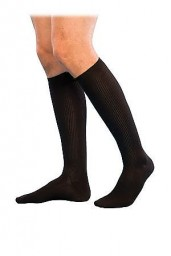 Sigvaris Women's Cotton Golf 15-20 mmHg Knee High Socks