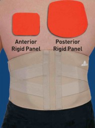 Swede-O Thermoskin AP Rigid Lumbar Support