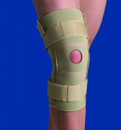 Swede-O Thermoskin Hinged Knee Single Pivot Brace