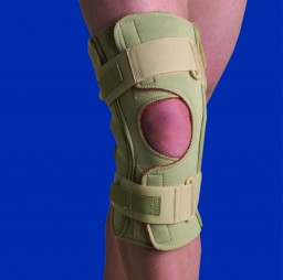 Swede-O Thermoskin Hinged Knee Wrap Range of Motion Brace