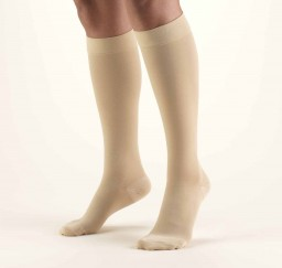 Truform Classic Medical Closed Toe 30-40 mmHg Knee High Support Stockings