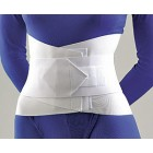 Fla Lumbar Sacral Back Support With Abdominal Support Height