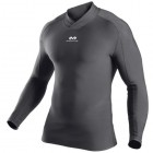 McDavid Men's Thermal Compression Shirt / Cowl Neck