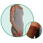Juzo Soft 2002CG Armsleeve 30-40mmHg w/ Silicone Top Band