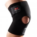 McDavid Level 1 Adjustable Knee Wrap w/ Open Patella