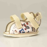 SAI KidsLine Cast Shoe - Pediatric Print